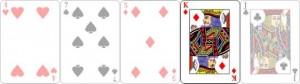 High Card (Höchste Karte)